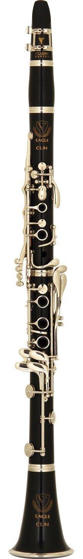 Clarineta Eagle  CL04 17 Chaves SiB