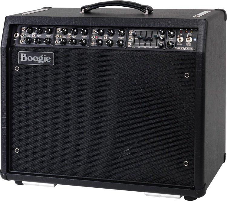 Cubo guitarra mesa boogie mark five musitech for Amplificadores mesa boogie