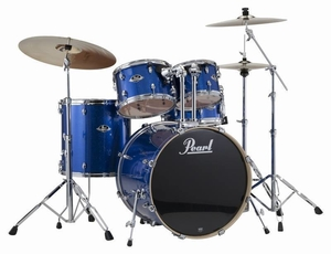 Bateria Pearl Export EXX 705 #702 Eletric Blue Sparkle Shell Pack