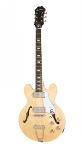 Guitarra Epiphone Semi-Acústica Casino Coupe Natural