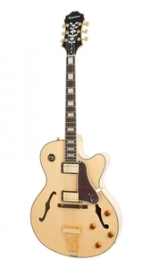 Guitarra Epiphone Semi-Acústica Emperor II Joe Pass - Natural