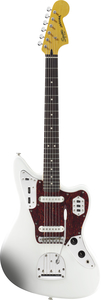Guitarra Fender 030 2000 Squier Vintage Modified Jaguar 505 Olympic White