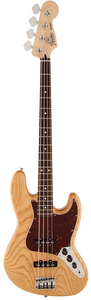 Contrabaixo Fender 013 0151 Deluxe Ash JB Ltd Edition 521 Natural