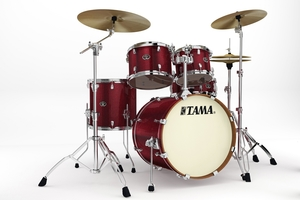 Bateria Tama Silverstar VD 50 RS VBG Shell Pack