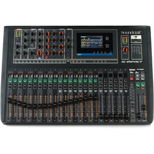 Mesa de Som Digital Soundcraft SI Impact 32