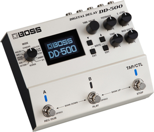 Pedal Boss DD 500 Digital Delay