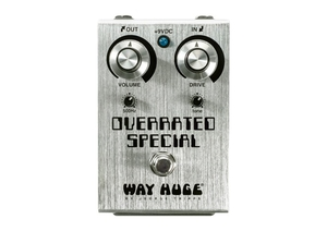 Pedal Dunlop WHE 208 Way Huge Overrated Special Overdrive