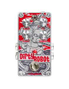 Pedal Digitech DirtyRobot Stereo Mini-Synth