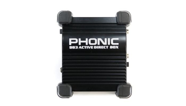 Direct Box Phonic DB 3 Ativo