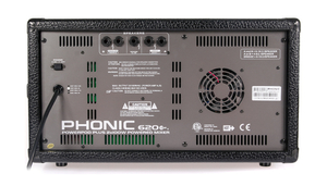 Cabeçote Phonic Powerpod 620 Plus