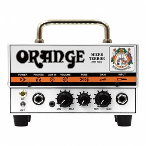 Cabeçote Guitarra Orange Micro Terror Head 20w