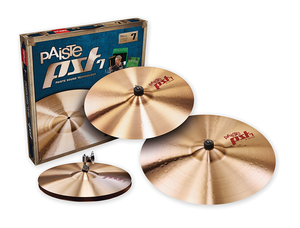 Kit Prato Paiste PST 7 Heavy Set