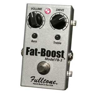 Pedal Fulltone FB 3 Fat Boost