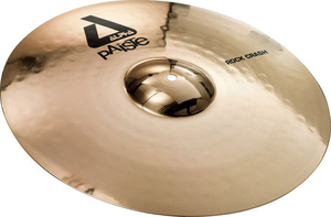 Prato Paiste Alpha Brilliant Rock Crash 17