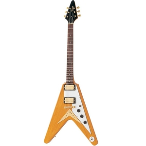 Guitarra Epiphone Flying V 58 Korina Gold Natural