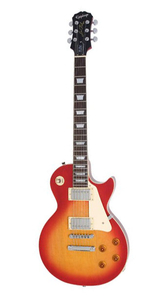 Guitarra Epiphone Les Paul Standard Plain Top HCS