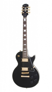 Guitarra Epiphone Les Paul Custom Pro Black