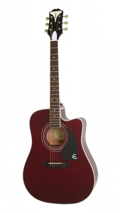 Violão Epiphone Pro 1 Ultra Wine Red