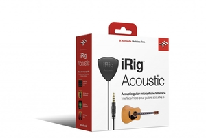Captador Ik Multimedia Irig Acoustic