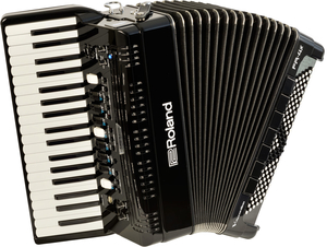 Acordeon Roland FR 4 X BK V-Accordion