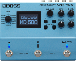 Pedal Boss Md 500  Modulation