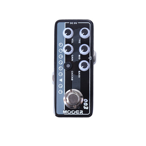 Pedal Mooer 003 Power Zone Digital Preamp