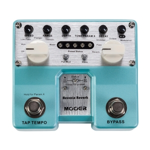 Pedal Mooer Twin Reverie Reverb