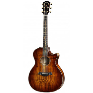Violão Taylor K 24 ce Koa Shaded Edgeburst C/Case