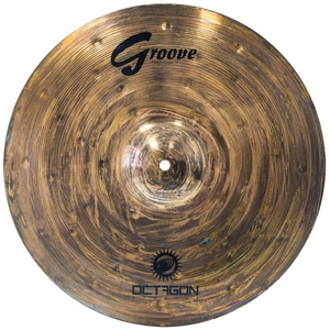 Prato Octagon Groove GR16PC Power Crash 16