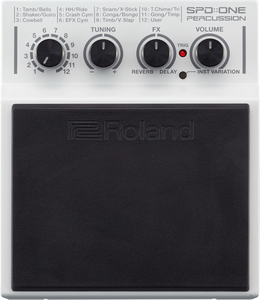 Pad Percussão Digital Roland SPD ONE PERCUSSION