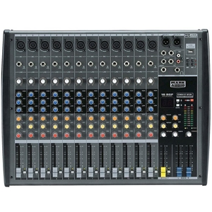 Mesa de Som Mark Audio CMX 12USB/SD