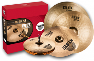 Kit Prato Sabian B8 PRO 5003B-18 Extra Medium Crash 18