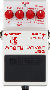 Pedal Boss JB 2 Angry Driver