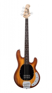 Contrabaixo Sterling SUB Ray 4 Honeyburst Satin