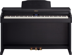 Piano Eletrônico Digital Roland HP 601 CB Contemporary Black