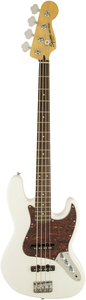 Contrabaixo Fender 030 6600 Squier Vintage Modified J Bass 505 Olympic White