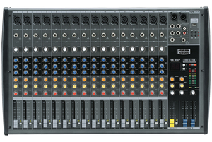 Mesa de Som Mark Audio CMX 16 USB/SD
