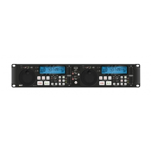 Media Player DJ Para Rack SKP USD 2010 Usb/Sd Dual