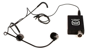 Microfone Crown CM 311 A Headset