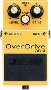 Pedal Boss OD 3 Over Drive