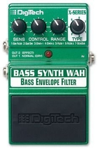 Pedal Digitech XBWV Bass Synth Wah