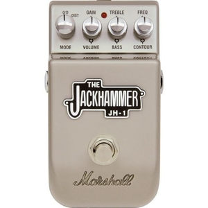 Pedal Marshall JH 1 Jack Hammmer Overdrive/Distortion
