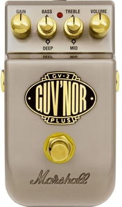 Pedal Marshall GV 2 Guvnor Plus Distortion