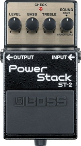 Pedal Boss ST 2 Power Stack