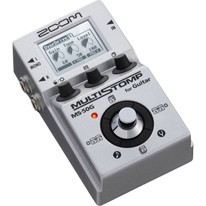 Pedal Zoom MS 50 G