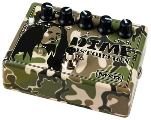Pedal MXR DD 11 Dime Distortion 5116