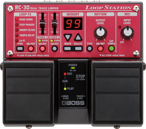 Pedal Boss RC 30