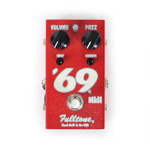 Pedal Fulltone  69 MK II Germanium-Powered Fuzz