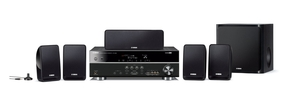 Home Theater Yamaha YHT 296 5.1 500 WRMS