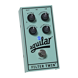 Pedal Aguilar Filter Twin Dual Envelope